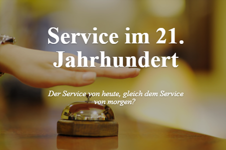 Service im 21. Jahrhundert