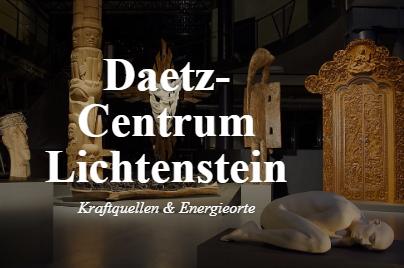 Kraftquellen und Energieorte – Daetz-Centrum