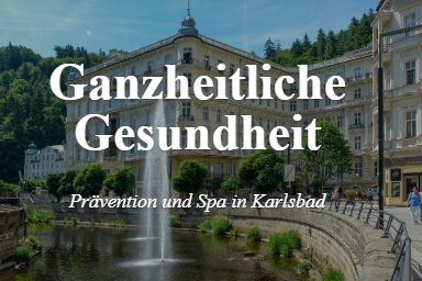 Ganzheitliche Gesundheit – Prävention & Spa